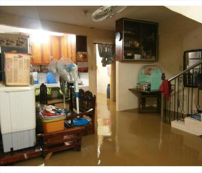 Water Damage Faster to your home's Water Damage Event