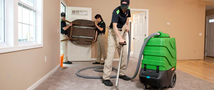 Lapeer, MI residential restoration cleaning